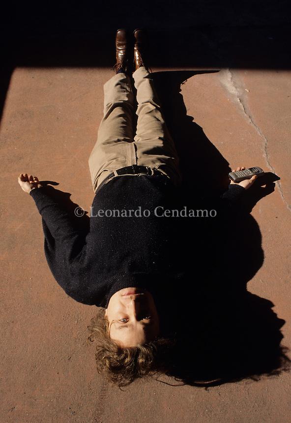 ALDO NOVE  © Leonardo Cendamo