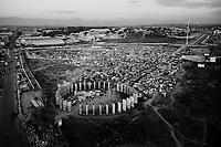 Port Au Prince, Haiti, Jan 27 2010.The 'Pis Aviyasyon' IDP camp near the airport..