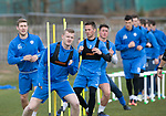 St Johnstone Training&hellip;07.04.17<br />Brian Easton, David Wotherspoon and Chris Millar pictured during training this morning at McDiarmid Park ahead of tomorrow&rsquo;s trip to Inverness<br />Picture by Graeme Hart.<br />Copyright Perthshire Picture Agency<br />Tel: 01738 623350  Mobile: 07990 594431