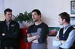 Foto: VidiPhoto<br /> <br /> GRUBBENVORST - Nieuwjaarsdiner van het vakblad Boom in Business, in samenwerking met de Rabobank, bij BVB Substrates in Grubbenvorst. Thema is &quot;jonge ondernemers&quot;.