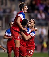 USWNT vs Costa Rica, Sunday, October 26, 2014