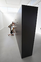 "13th Biennale of Architecture..Giardini. Brazilian Pavillion..Gabriel Kogan, ""PEEPHOLE""."