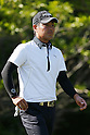 Hideto Tanihara, MAY 12, 2012 - Golf : Hideto Tanihara go to green on the 15th hole during the PGA Championship Nissin Cupnoodles Cup 2012 3rd round at Karasuyamajo Country Club, Tochigi, Japan. (Photo by Yusuke Nakanishi/AFLO SPORT) [1090]