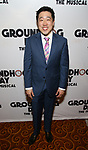 Raymond J. Lee attends the Broadway Opening Night After Party for 'Groundhog Day' at Gotham Hall on April 17, 2017 in New York City.