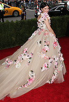 """NEW YORK CITY, NY, USA - MAY 05: Tabitha Simmons at the """"Charles James: Beyond Fashion"""" Costume Institute Gala held at the Metropolitan Museum of Art on May 5, 2014 in New York City, New York, United States. (Photo by Xavier Collin/Celebrity Monitor)"""