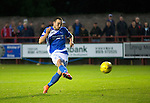 Brechin City v St Johnstone&hellip;26.07.16  Glebe Park, Brechin. Betfred Cup<br />Chris Kane misses in the penalty shoot out<br />Picture by Graeme Hart.<br />Copyright Perthshire Picture Agency<br />Tel: 01738 623350  Mobile: 07990 594431