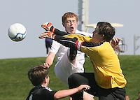 Boys Soccer vs. Ritter 9-29-12