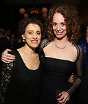 Judy Kuhn and Rebecca Taichman attends the Broadway Opening Night After Party for  'Indecent' at Bryant Park Grill on April 18, 2017 in New York City.