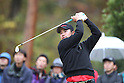 Hideki Matsuyama (JPN), DECEMBER 1, 2011 - Golf : The 48th Japan Golf Tour Nippon Series JT Cup 1st Round at Tokyo Yomiuri Country Club, Tokyo, Japan. (Photo by YUTAKA/AFLO SPORT) [1040]