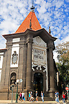 Europe, Portugal, Madeira. Bank of Portugal, Funchal.
