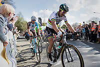 on top of the Kruisberg<br /> <br /> 101th Ronde Van Vlaanderen 2017 (1.UWT)<br /> 1day race: Antwerp &rsaquo; Oudenaarde - BEL (260km)