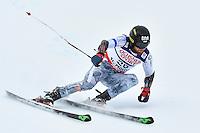 February 17, 2017: Krystof KRYZL (CZE) competing in the men's giant slalom event at the FIS Alpine World Ski Championships at St Moritz, Switzerland. Photo Sydney Low