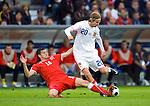 EM Fotos Fussball UEFA Europameisterschaft 2008: Schweiz - Tschechien