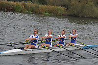 190 CAN .Reading Rowing Club Small Boats Head 2011. Tilehurst to Caversham 3,300m downstream. Sunday 16.10.2011