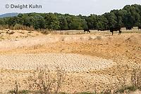 WG08-507z  Dried up Pond, Virginia