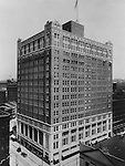 Pittsburgh PA:  The New Chamber of Commerce Building at the corner of 7th Avenue and Smithfield Street - 1917