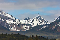 Chugach mountains, Copper River Delta, southcentral, Alaska.