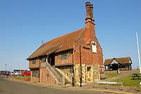 Old Tudor Town Hall  - Aldeburgh, Suffolk, England