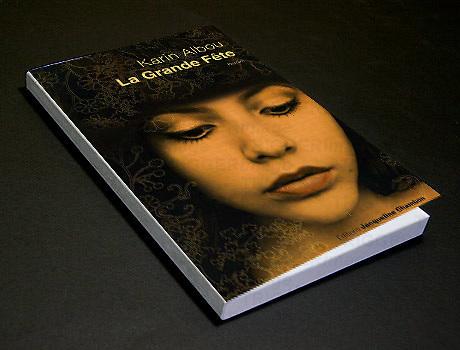 artist: Angela Mengoa  client: Actes Sud