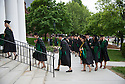 Commencement, class of 2013.