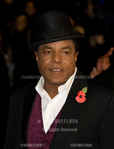 Tito Jackson arriving for the UK premiere of 'Michael Jackon The Life of an Icon', Empire Leicester Square London. 02/11/2011 Picture by:  Simon Burchell / Featureflash