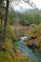 Smith River - Hwy 199 - Six River National Forest - Northern CA