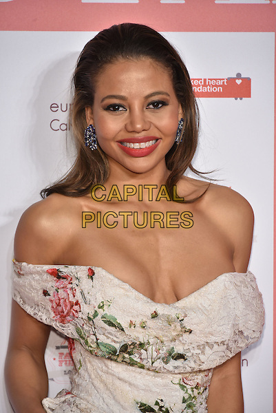 Viscountess of Weymouth, Emma McQuiston<br /> arrivals at London's Fabulous Fund Fair 2016 in aid of the Naked Heart Foundation at Old Billingsgate Market on 20th February 2016.<br /> CAP/PL<br /> &copy;Phil Loftus/Capital Pictures