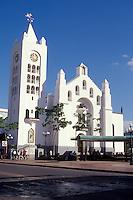 The Catedral de San Marcos the city of Tuxtla Gutierrez, Chiapas, Mexico