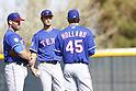 Texas Rangers - 2015 Spring Training