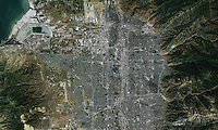 aerial map Salt Lake City, Utah