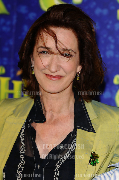 "Haydn Gwynne arrives for the 1st night party of ""Shrek The Musical"" at Somerset House, London. 14/06/2011  Picture by: Steve Vas / Featureflash"