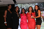Sabrina Thompson,  Kristi Henderson, Lauren Lake and  Egypt Sherrod and Valeisha Butterfield-Jones  Attend the 3rd Annual WEEN Awards Honoring Estelle, Keri Hilson, Tracy Wilson Mourning, Egypt Sherrod, Danyel Smith and Jennifer Yu Held at Samsung Experience at Time Warner Center, NY  11/10/11