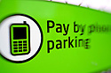 LB00002-00...WASHINGTON - Pay fo parking by phone  in Seattle.