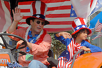 Parade, Fourth of July, Independence Day,