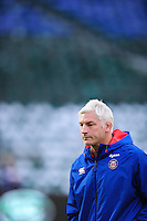 Bath Director of Rugby Todd Blackadder looks on during the pre-match warm-up. Aviva Premiership match, between Bath Rugby and Exeter Chiefs on December 31, 2016 at the Recreation Ground in Bath, England. Photo by: Patrick Khachfe / Onside Images