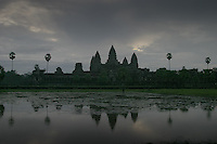 Angkor Wat Temple, Angkor, Cambodia