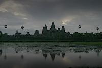 Angkor Wat Temple, Angkor, Cambodia
