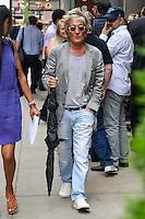 JUN 25 Rod Stewart look-a-like in NYC
