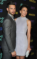 NEW YORK, NY - SEPTEMBER 27: Nico Tortorella and Sutton Foster from the cast of 'Younger'  attends the 'Younger' Season 3 and 'Impastor' Season 2 New York premiere party at Vandal on September 27, 2016 in New York City.   Photo Credit: John Palmer/MediaPunch