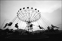 The Carnival. Guca (Gucha), Serbia, Yugoslavia, August 2001 &copy; Stephen Blake Farrington<br />