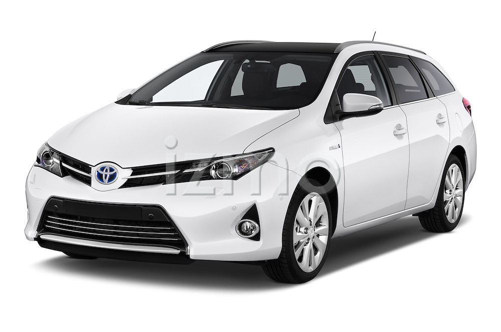 2013 toyota auris premium hybrid touring sports wagon izmostock. Black Bedroom Furniture Sets. Home Design Ideas