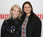 Daryl Roth and Julie Taymor attend the Broadway Opening Night Performance of  'Indecent' at The Cort Theatre on April 18, 2017 in New York City.