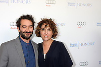 Jay Duplass, Jill Soloway at the 8th Annual Television Academy Honors, Montage Hotel, Beverly Hills, CA 05-27-15<br /> <br /> David Edwards/Newsflash Pictures 818-249-4998