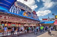 Maine Avenue Fish Market Washington DC