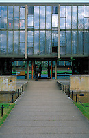 St. Catherine's College, Oxford refurbishment by Atkins
