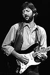 Eric Clapton, 2/7/83, Cow Palace, San Francisco