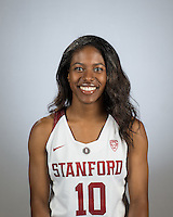 Stanford, Ca - September 20, 2016: The Stanford Cardinal Women's Basketball Team
