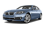 BMW 5-Series Activehybrid 5 Lux Sedan 2015