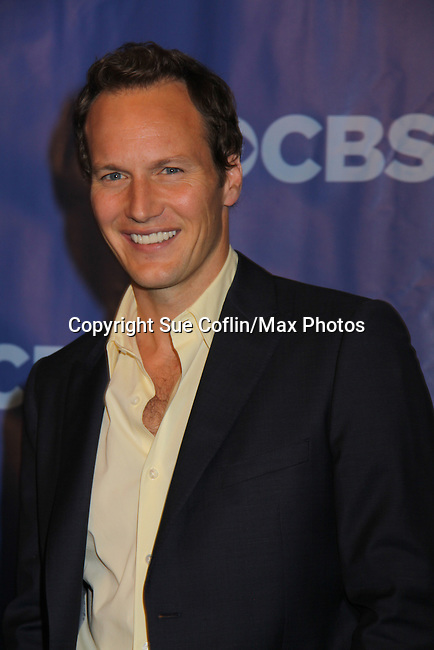 Patrick Wilson - A Gifted Man at the CBS Upfront 2011 on May 18, 2011 at Lincoln Center, New York City, New York. (Photo by Sue Coflin/Max Photos)