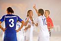 (L-R) Shinji Makino, Shusei Yamauchi (JPN), AUGUST 28, 2011 - Beach Soccer : Crescentini Trophy match between Italy 1-2 Japan at Stadio del Mare in Marina di Ravenna, Italy, (Photo by Enrico Calderoni/AFLO SPORT) [0391]